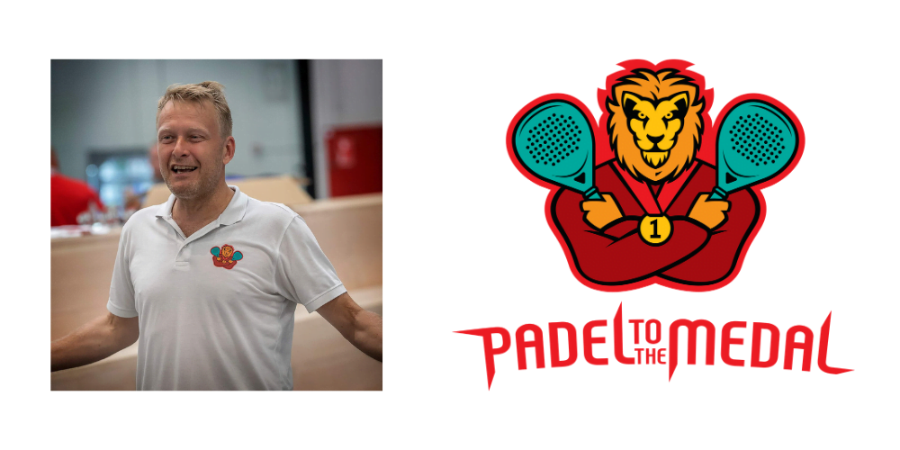 Padel to the medal