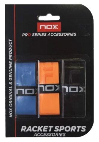 Nox Overgrip Pro Multi Orange 3-Pack