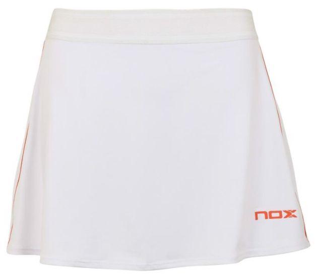 Nox Alexia Skirt Hvid