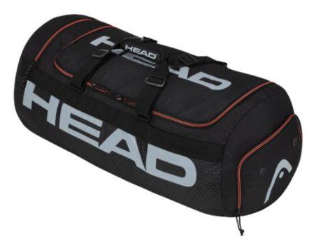 Head Tour Team Sports Bag Black/Grey