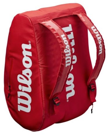 Wilson Padel Super Tour Bag Rød