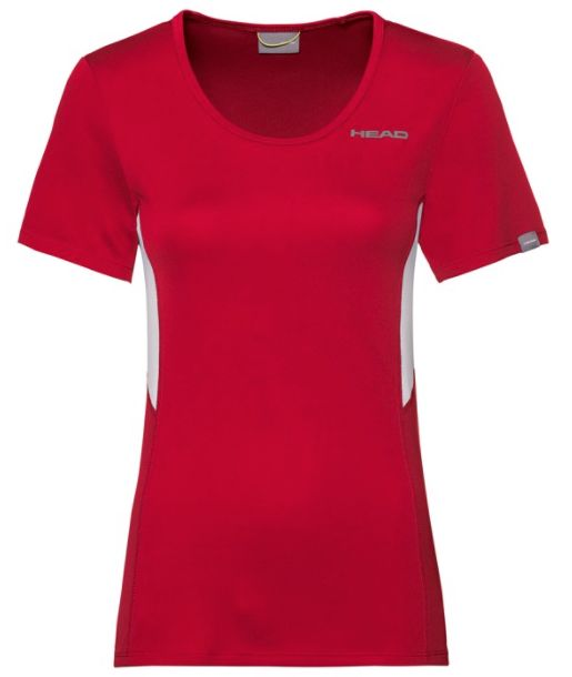 Head Club Tech T-shirt Dame