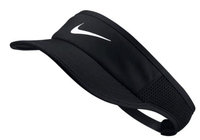 Nike Court Aerobill Visor Sort